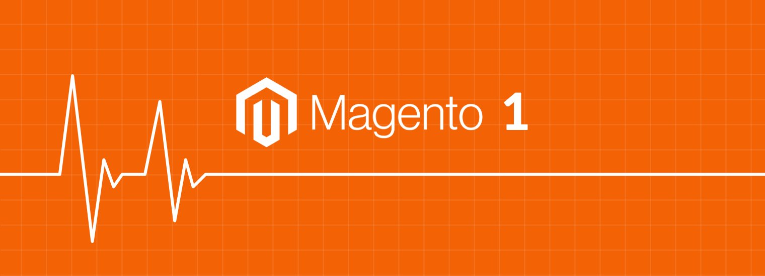 Magento 1 End-Of-Life